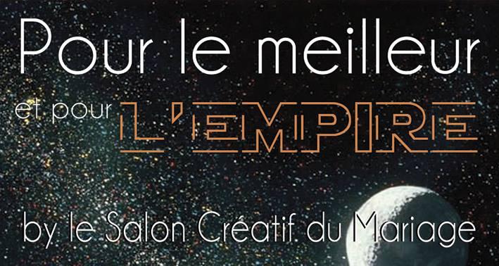#expo lamandine Pour le meilleur et pour l'empire